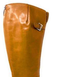 Sergio Rossi Shoes - Sergio Rossi Madison 8004 Vero Cuoio Leather Boots